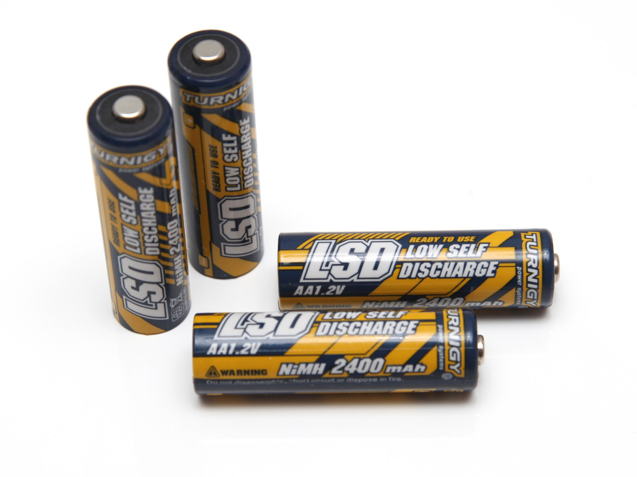 how to clean battery discharge