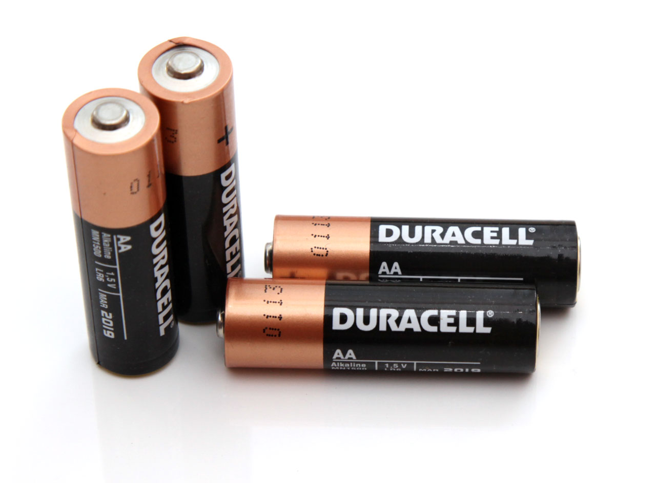 5V AA Duracell Alkaline Battery Tests - RightBattery.com