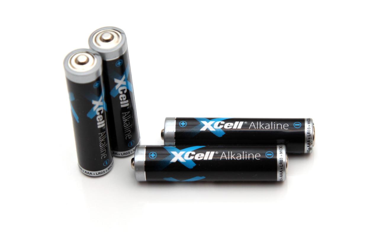 1 5v aaa xcell alkaline battery tests. Black Bedroom Furniture Sets. Home Design Ideas