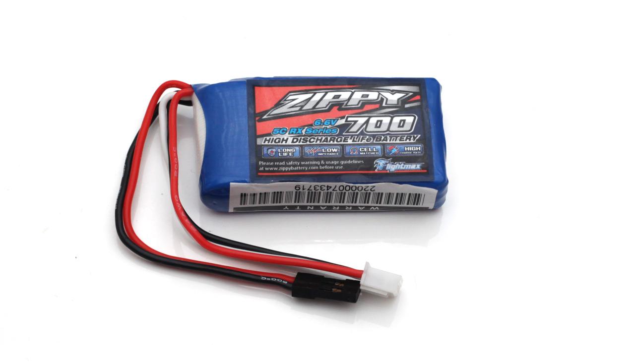 2s 6 6v 700 Mah Zippy Flightmax Life Battery Tests