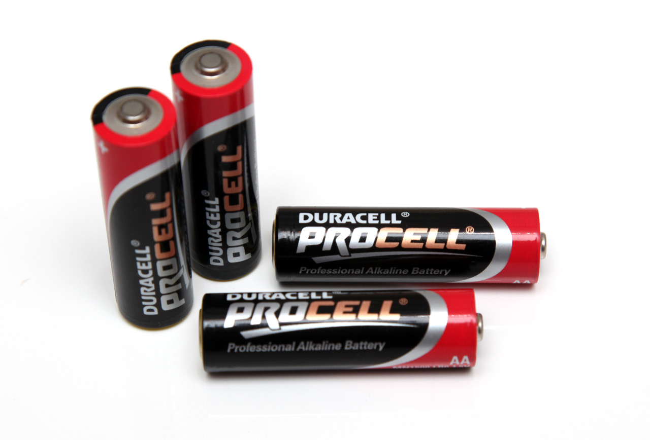 1 5v aa duracell procell alkaline battery tests. Black Bedroom Furniture Sets. Home Design Ideas