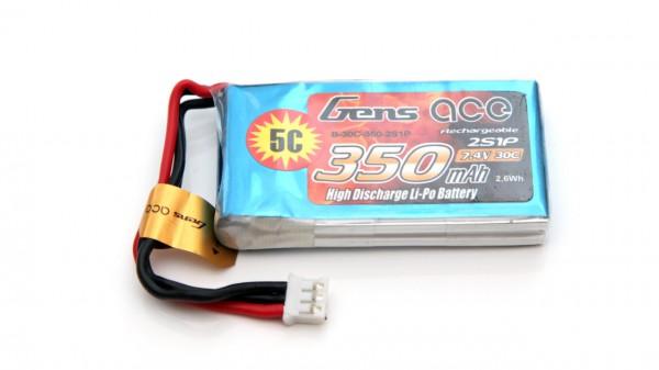 2s-7-4v-350-mah-gens-ace-30c-lipo-battery