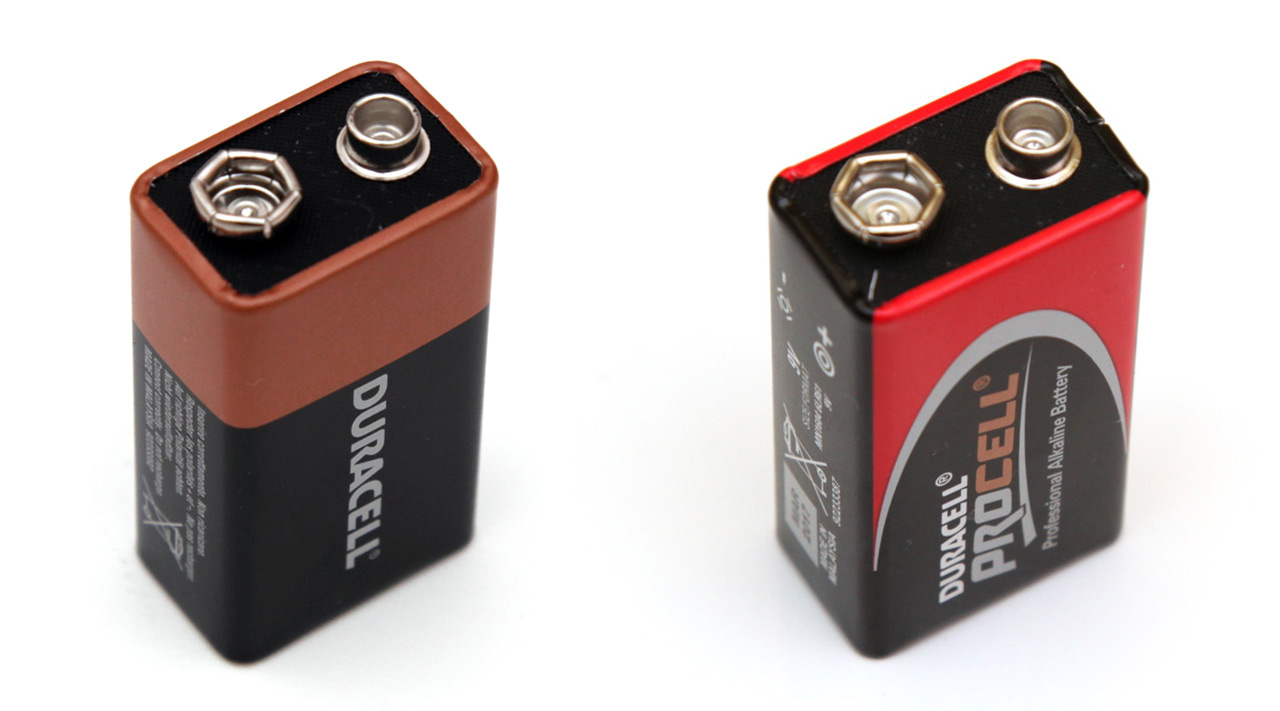 Duracell Copper Top Vs Duracell Procell Rightbattery Com
