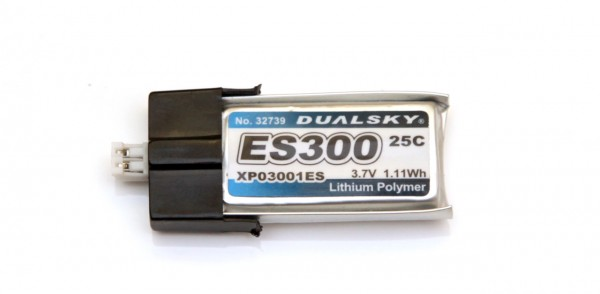 1s-3-7v-300-mah-dual-sky-25c-lipo-battery